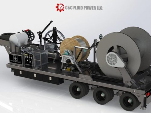 ESP Capillary Combination Trailer - C and C Fluid Power