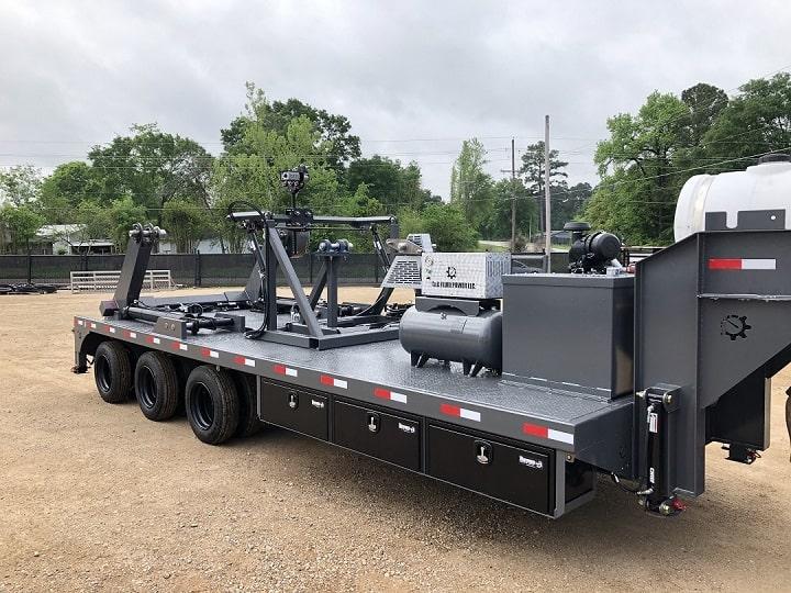 ESP Trailer Manufacturing C&C Fluid Power