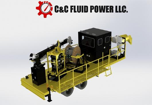 C and C Fluid Power - Engineering and Consulting