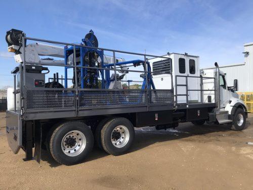 C & C Fluid Power - capillary truck unit